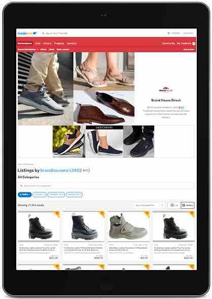 TradeMe_Brandhousenz_iPad