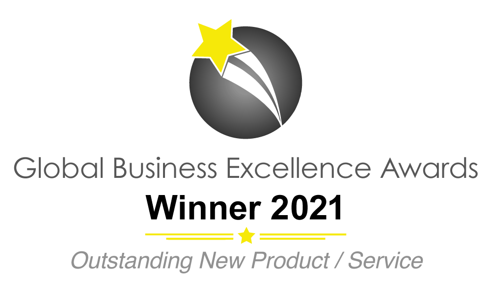 Globas Business Excellence Awards Outstanding New Product Service