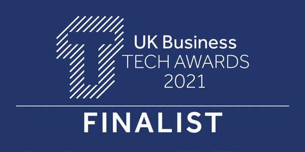 UK Business Tech Awards 2021 - Finalist